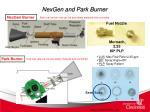 nexgen and park burner