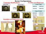 turbulator modifications