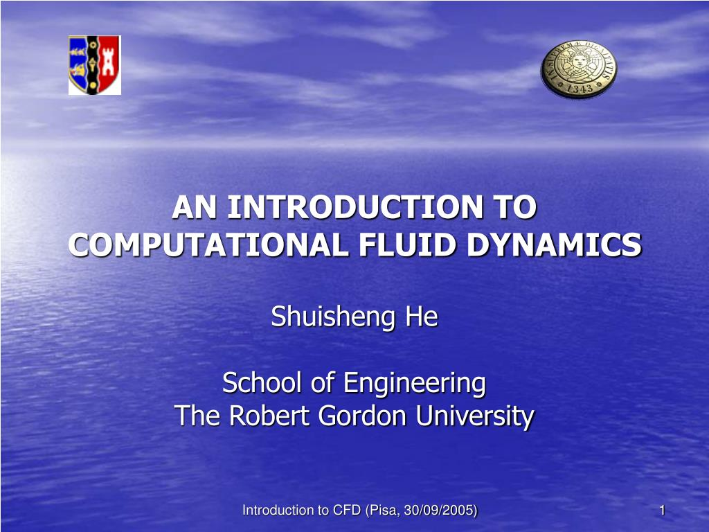 an introduction to computational fluid dynamics l.