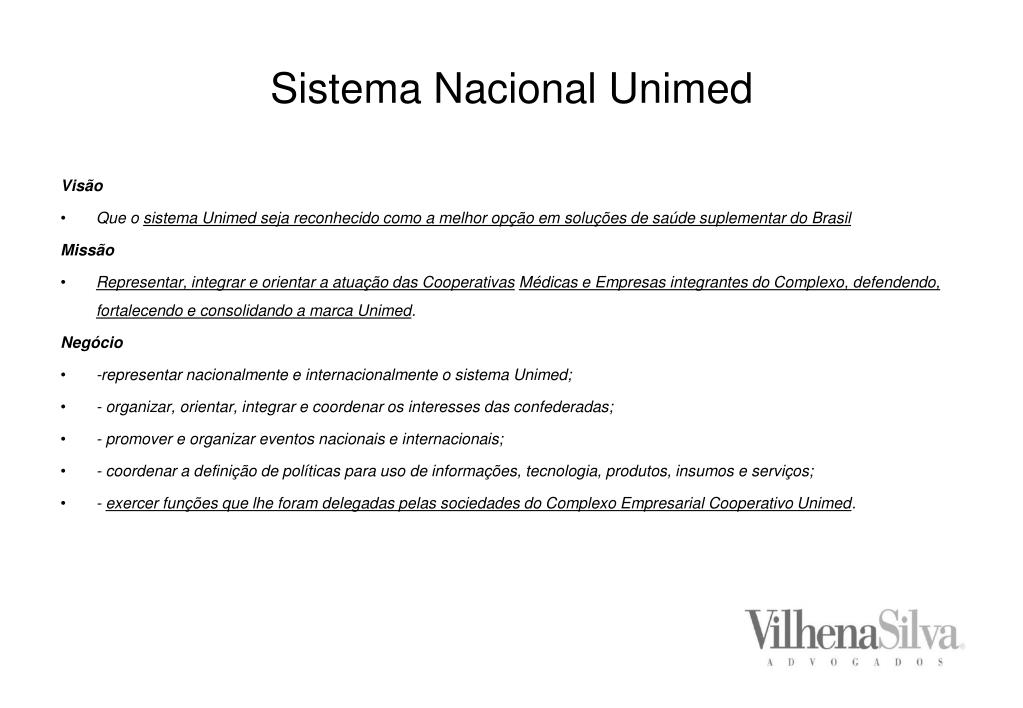 Sistema Nacional Unimed