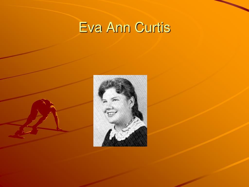 Eva Ann Curtis