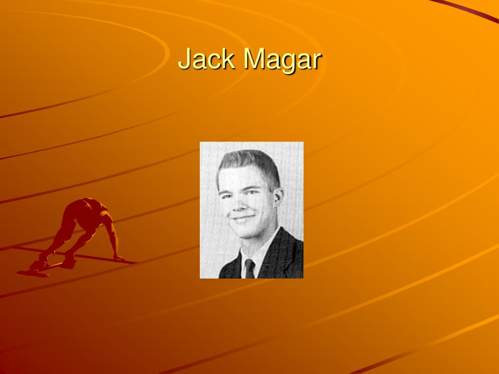 Jack Magar
