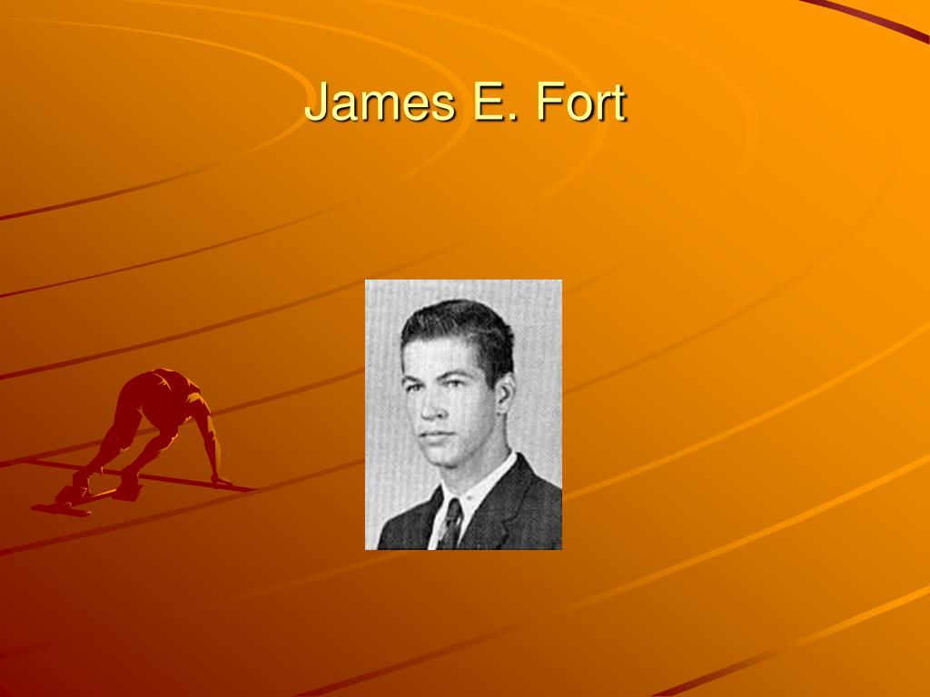 James E. Fort