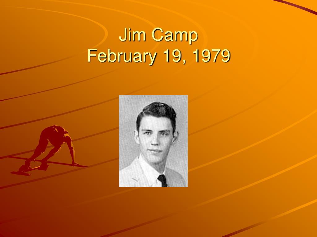 Jim Camp