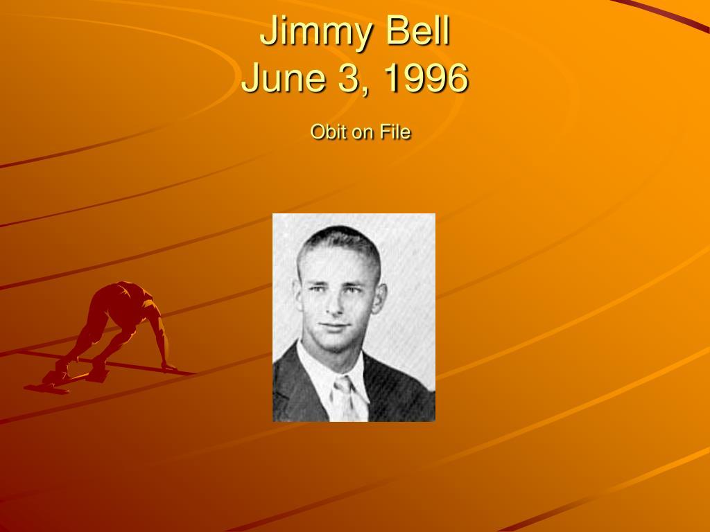 Jimmy Bell