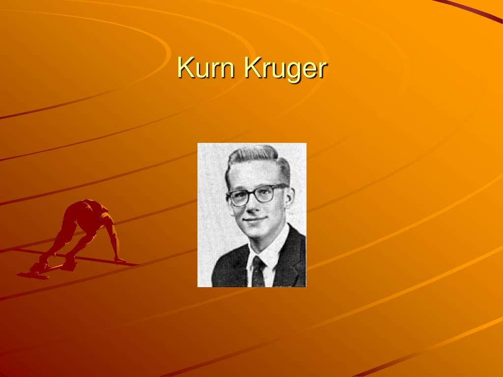Kurn Kruger