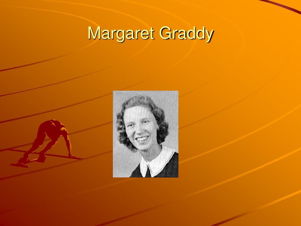 Margaret Graddy