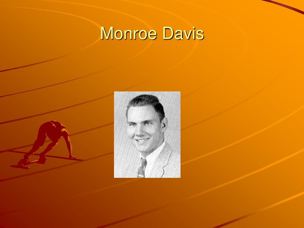 Monroe Davis