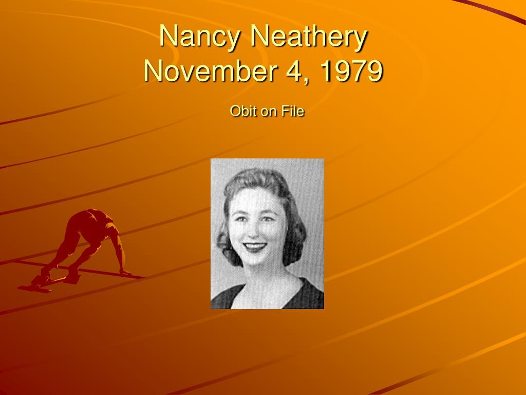 Nancy Neathery