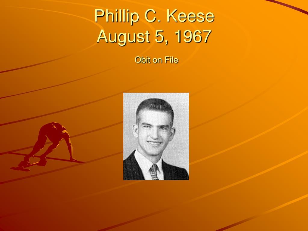 Phillip C. Keese