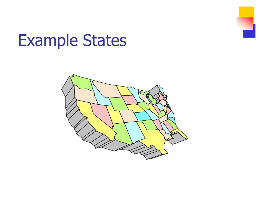 Example States
