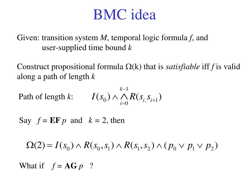 BMC idea