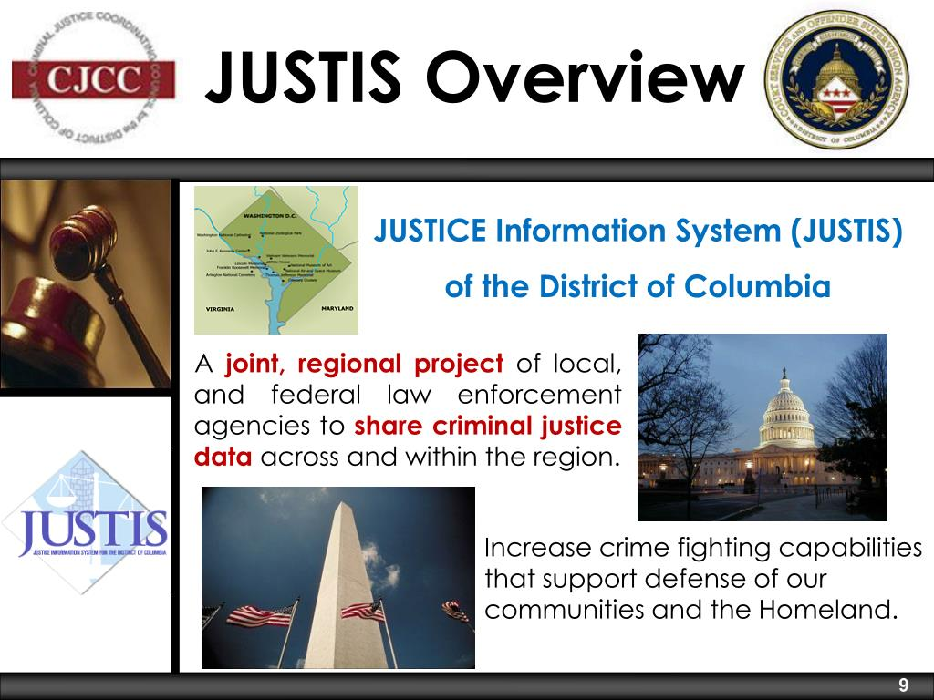 JUSTIS Overview