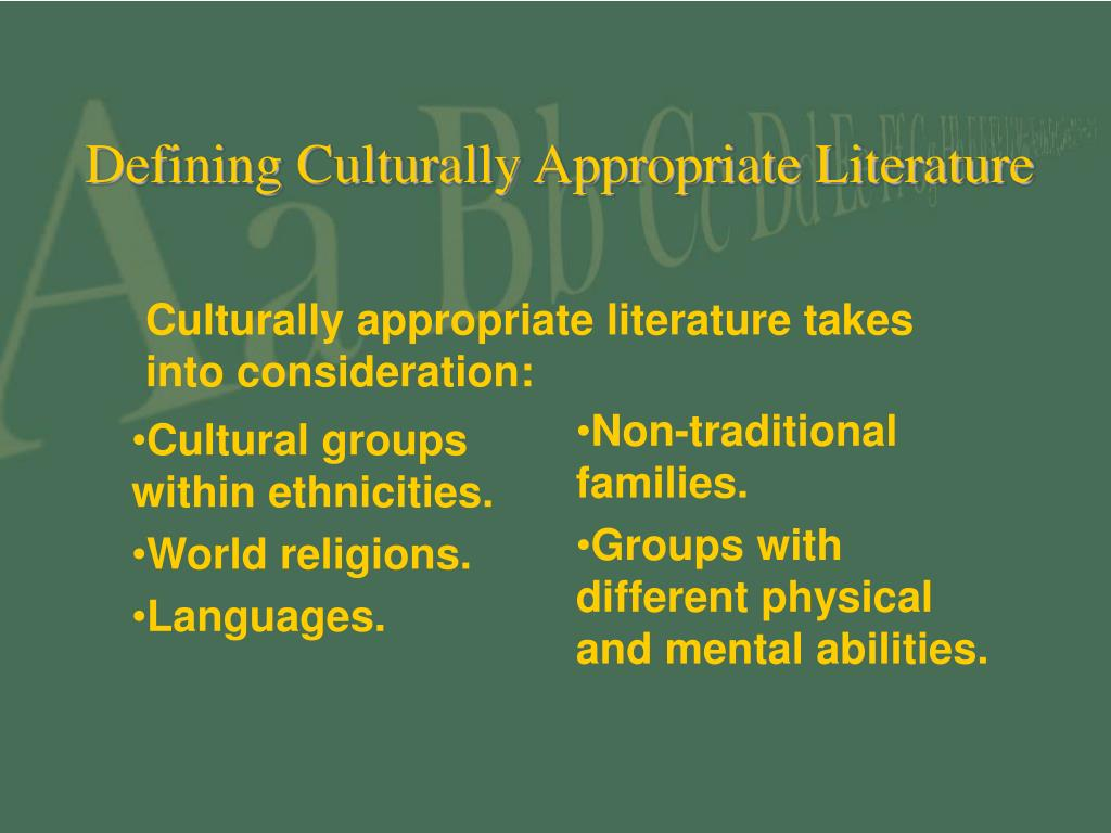 Cultural groups within ethnicities.