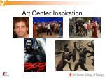 art center inspiration