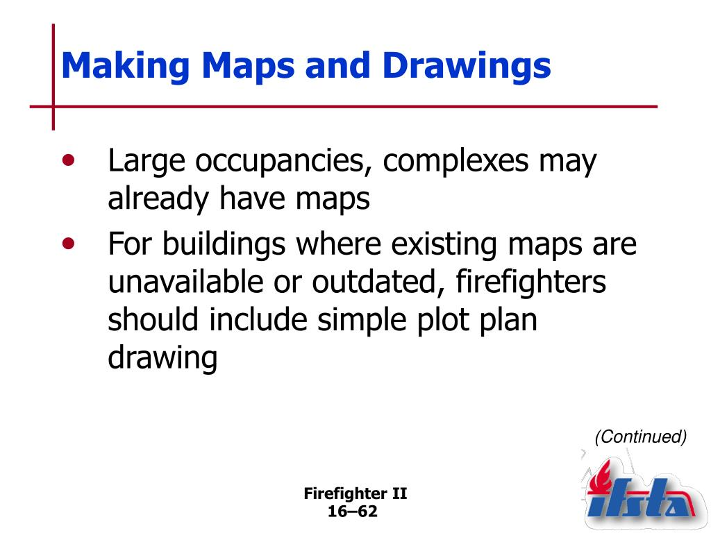 Making Maps and Drawings