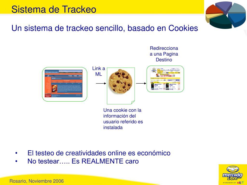 Sistema de Trackeo