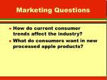marketing questions29