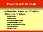 processors outlook