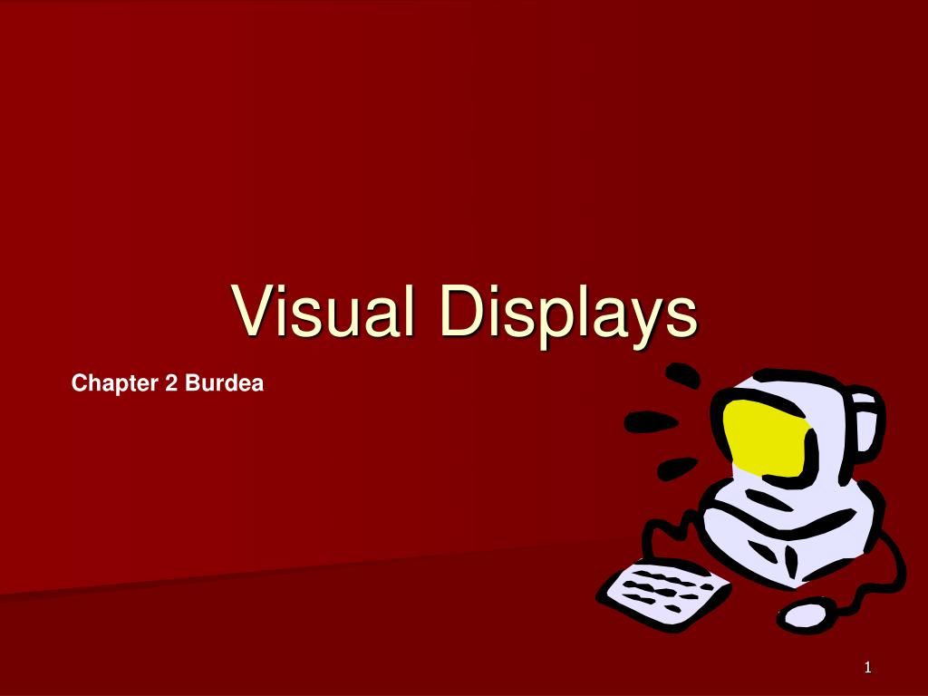 visual displays l.