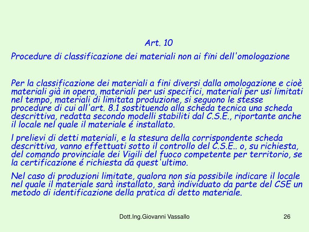 Art. 10