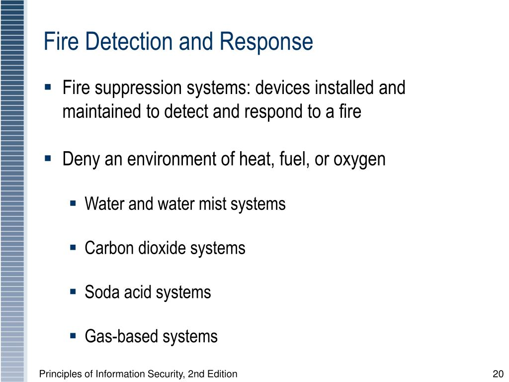 Fire Detection and Response