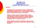 nj ask 3 8 mathematics sample scr items cont d