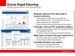 oracle rapid planning44