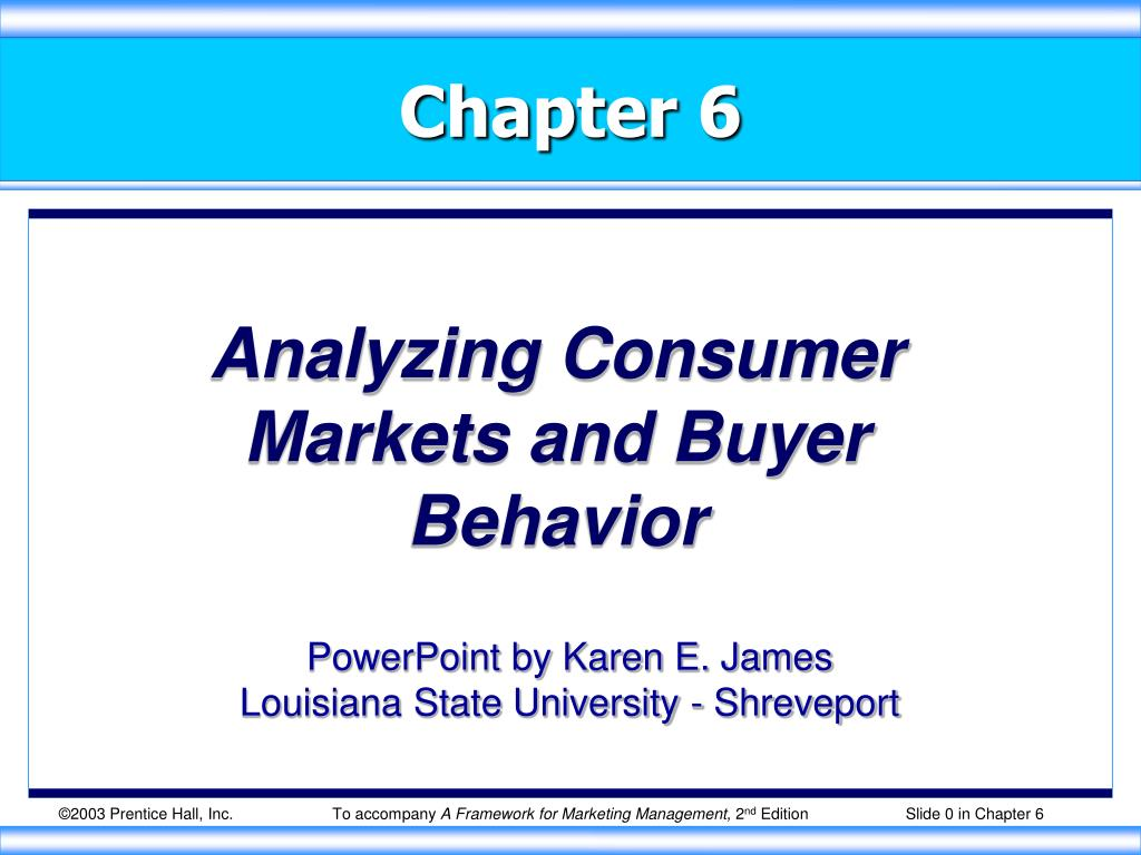 analyzing consumer behavior Consumer behavior is the behavior that consumers display in searching for, purchasing, using, evaluating, and disposing of, products and services the study of consumer behavior as a separate marketing discipline all started when marketers realized that consumers did not always react as marketing theory suggested they would.