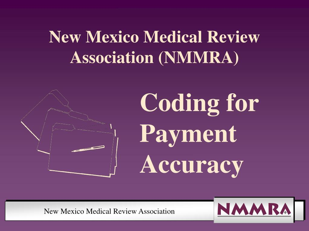 new mexico medical review association nmmra l.
