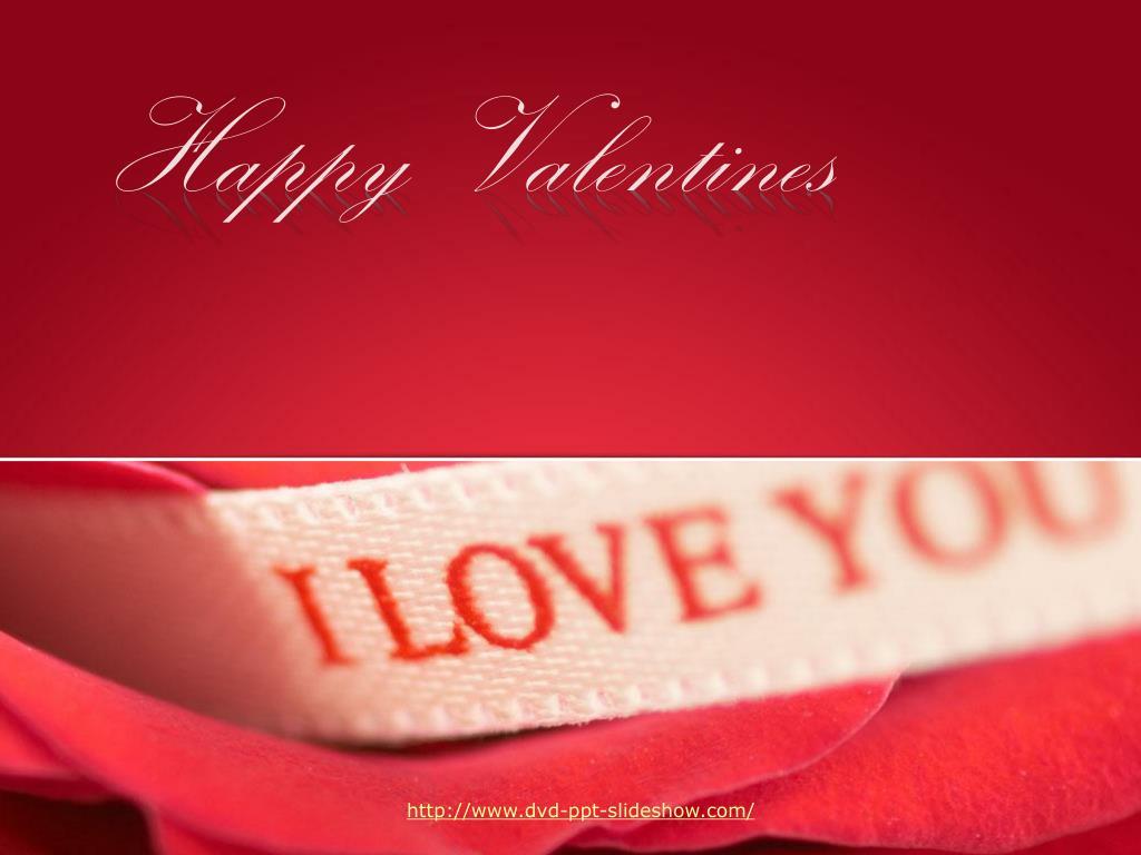happy valentines l.