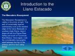 introduction to the llano estacado16