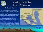 introduction to the llano estacado19