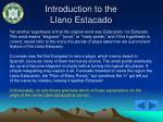 introduction to the llano estacado2