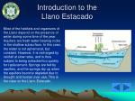 introduction to the llano estacado30