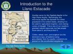 introduction to the llano estacado32