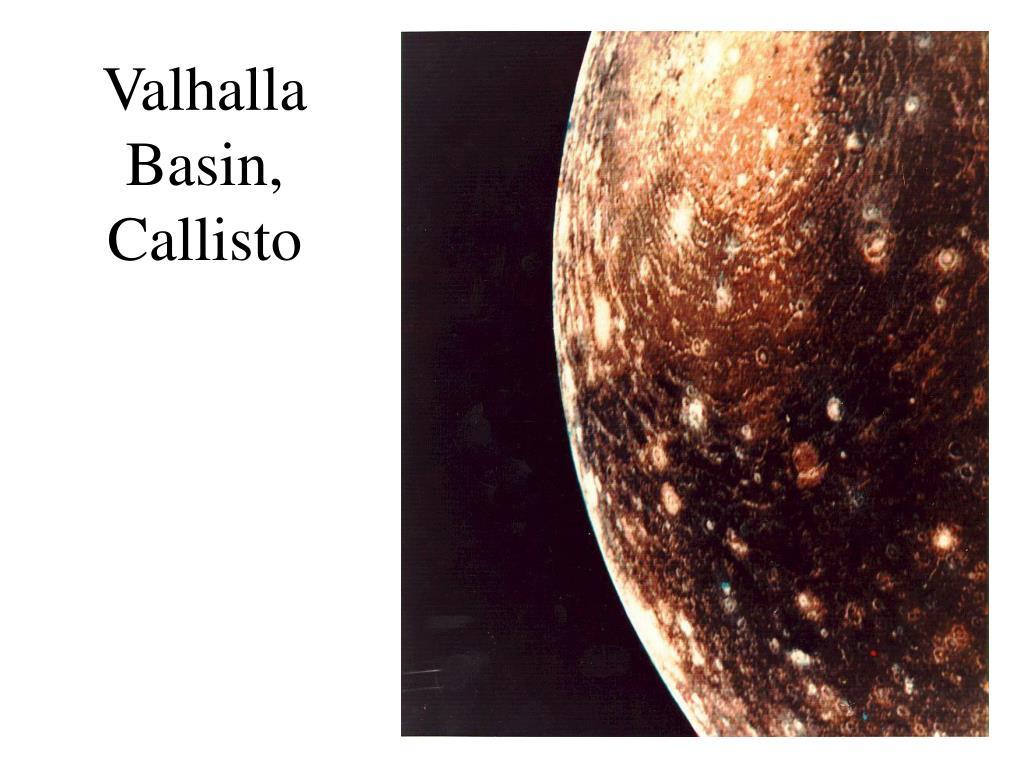 Valhalla Basin, Callisto