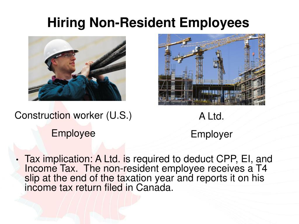 Hiring Non-Resident Employees