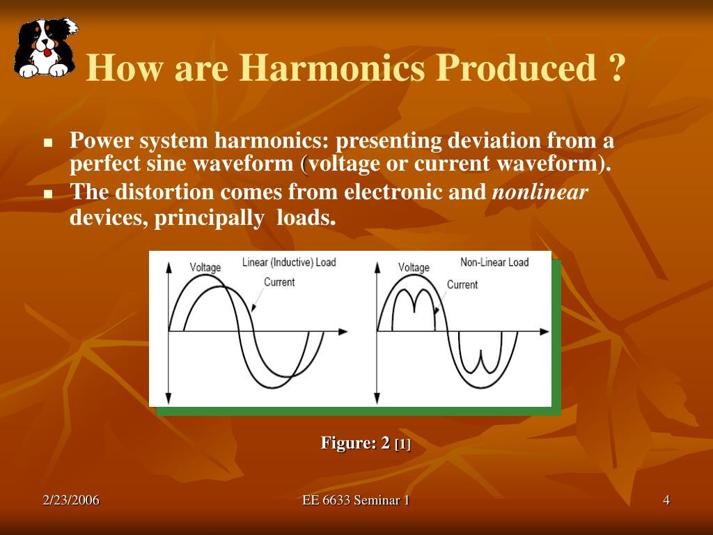 How are Harmonics Produced ?
