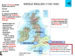 middle english 1100 145029
