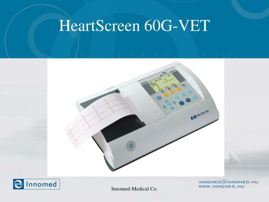 heartscreen 60g vet l.