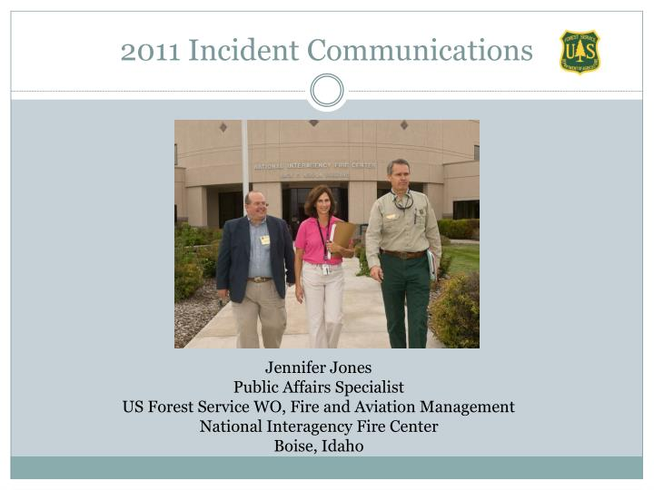 2011 incident communications2