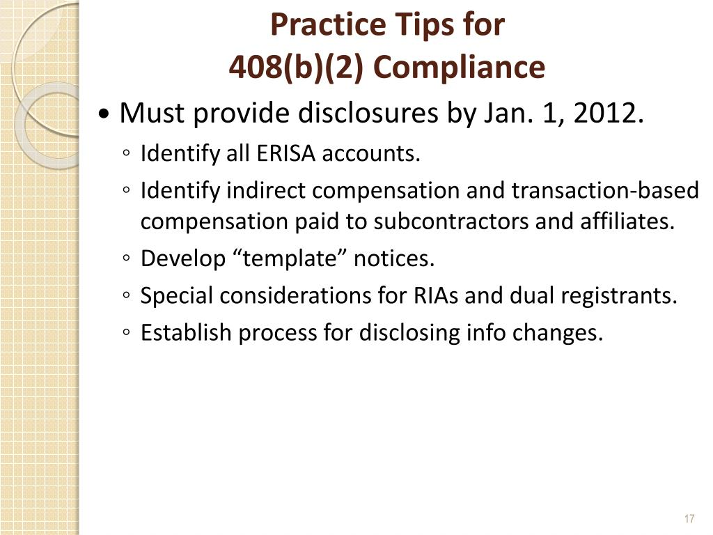 Practice Tips for