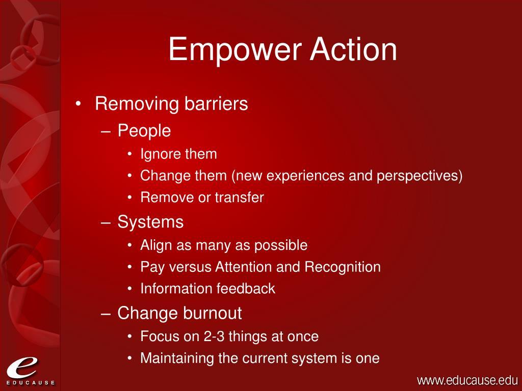Empower Action