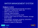 water management system22