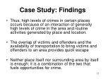 case study findings17