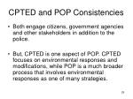 cpted and pop consistencies29