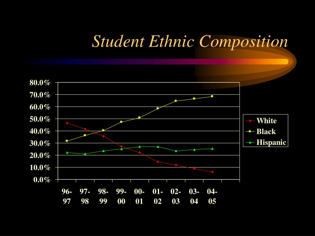 Student Ethnic Composition