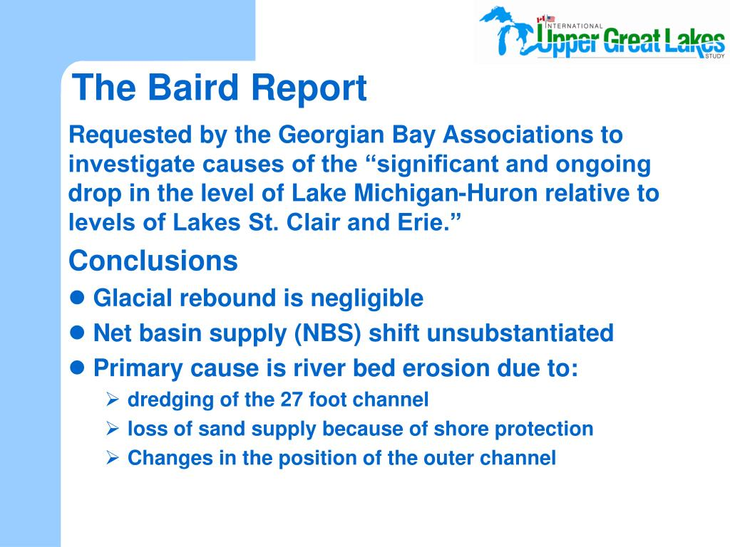 The Baird Report