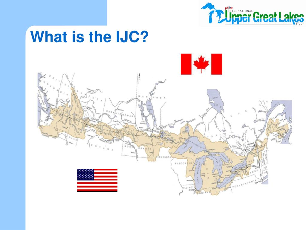 What is the IJC?
